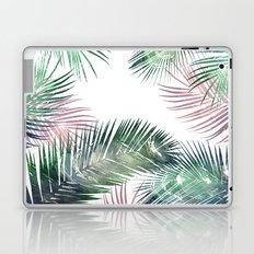 tropical leaves 2 Laptop & iPad Skin