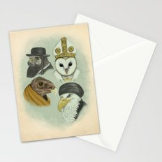 Birds of Pray Stationery Cards