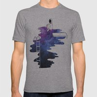 Dear Brutus Mens Fitted Tee Athletic Grey SMALL