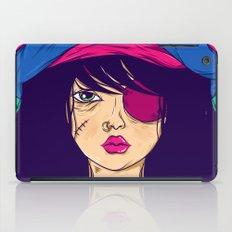 Dangerous Girls - Pirate iPad Case