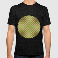 Chinese Festival Mens Fitted Tee Tri-Black SMALL