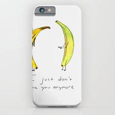 Banana Split iPhone 6s Slim Case