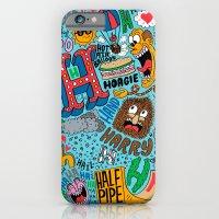 H Pattern iPhone 6 Slim Case