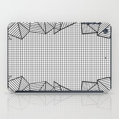 Grids and Stripes   iPad Case