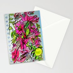 Bougainvillea 2 Stationery Cards
