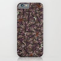 iPhone & iPod Case featuring Necrosis by CranioDsgn