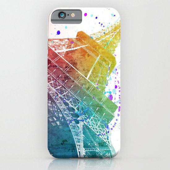 Paris je t´aime.. iPhone & iPod Case