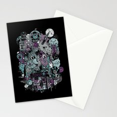Supernature In The City Of Poison Syrup And Hope Candy Stationery Cards