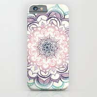 iPhone Cases featuring Mermaid Medallion by Tangerine-Tane