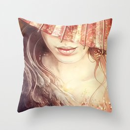 Throw Pillow - Japanese Dream - StrijkDesign