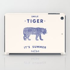 Smile Tiger, it's Summer iPad Case