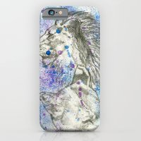 Lion & Lioness  iPhone 6 Slim Case