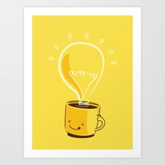 mmmIdeas! Art Print