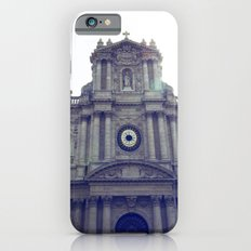 Eglise Saint Paul, Le Marais, Paris iPhone 6 Slim Case