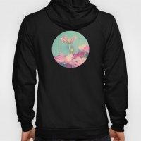 Pink Cosmos Hoody