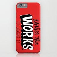 Mad Men: Unless this work, I'm against it. iPhone 6 Slim Case
