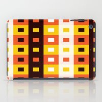Stripes & Squares iPad Case