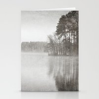 The Middle of December Stationery Cards