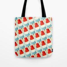 Bomp Pop Pattern Tote Bag