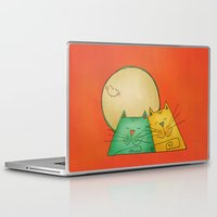 cats Laptop & iPad Skins featuring Cats by Catru