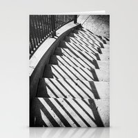 Stairway Shadows Stationery Cards