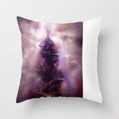 Wingardia Throw Pillow