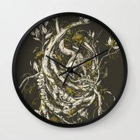 The Mangrove Tree Wall Clock