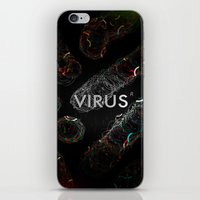 VIRUSr iPhone & iPod Skin
