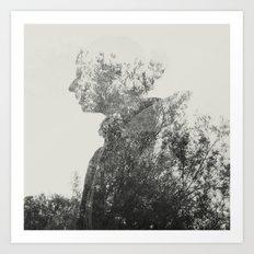 Mother Earth Art Print