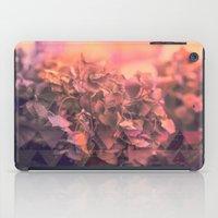 Geo nature iPad Case