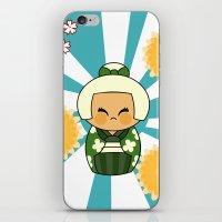 Kokeshi Hisui iPhone & iPod Skin
