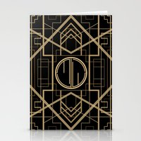 MJW- GREAT GATSBY STYLE Stationery Cards
