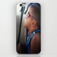 Peaceful Sleeper iPhone & iPod Skin