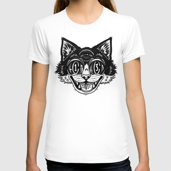 The Creative Cat T-shirt