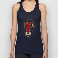 The Creative Mind Unisex Tank Top