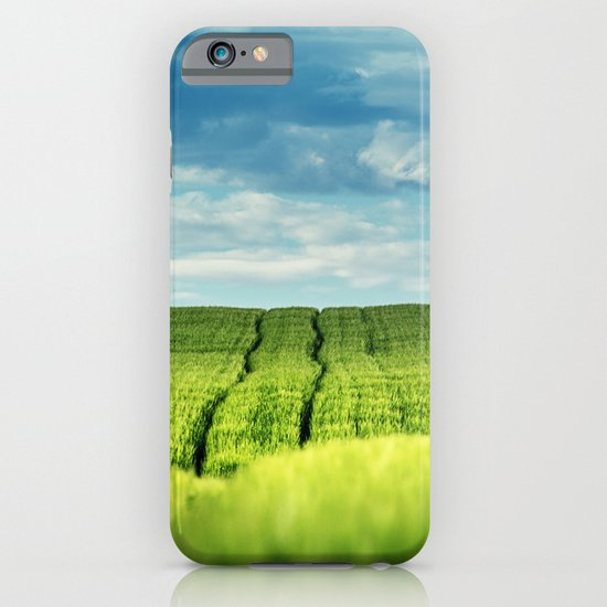 Fields of Green iPhone & iPod Case