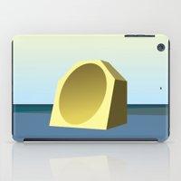 Mirror on the Wall iPad Case