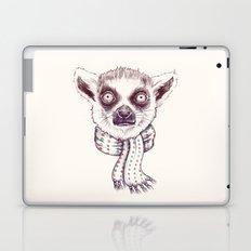 Lemur and scarf  Laptop & iPad Skin