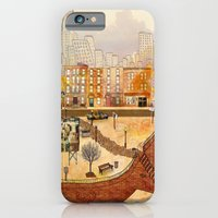 iPhone & iPod Case featuring Brooklyn by Katy Davis