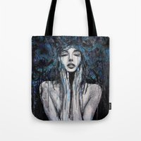 Melting Thoughts. Tote Bag