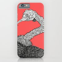 iPhone & iPod Case featuring Greater Rhea by Amanda James