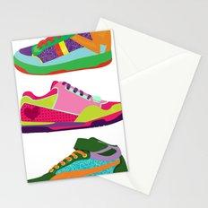 My Kicks Stationery Cards