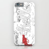 iPhone Cases featuring Hello by Mario Stipetic