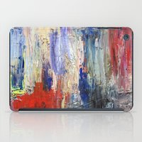 Untitled Abstract #5 iPad Case