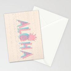 Vintage Aloha  Stationery Cards