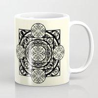 Nouveau Garden Gate Mand… Mug