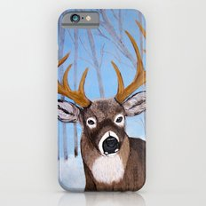 Winter Buck iPhone 6s Slim Case