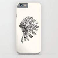 indian iPhone & iPod Cases featuring Indian by Andrea Eedes