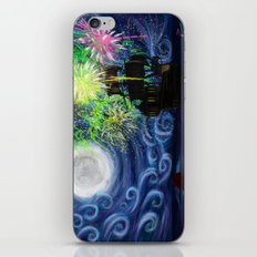 Part of That World iPhone & iPod Skin