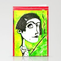 SMOKER ONE Stationery Cards
